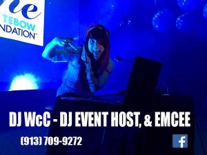 DJ WcC - DJ, Event Host & Emcee