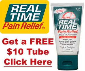 Less Pain Now! - Real Time Pain Relief